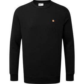 tentree TreeFleece Classic Crew LS Shirt Men meteorite black